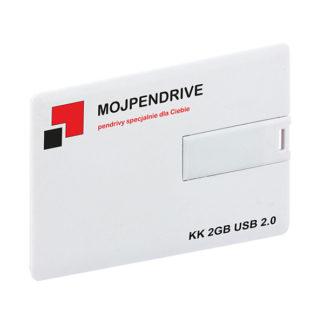Pendrive karta kredytowa 2GB