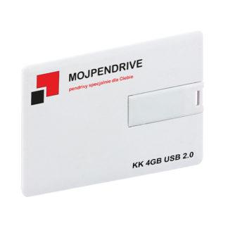 Pendrive karta kredytowa 4GB