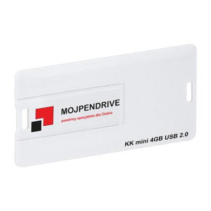 Pendrive karta kredytowa mini 4GB